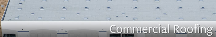 Commercial Roofing in CO, including Centennial, Lakewood & Englewood.